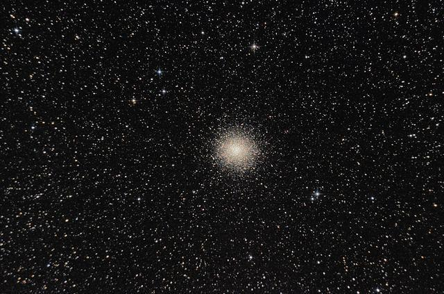 Messier 14, Globular Cluster in Ophiuchus